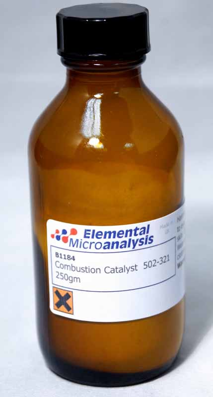 Combustion Catalyst  502-321 250gm