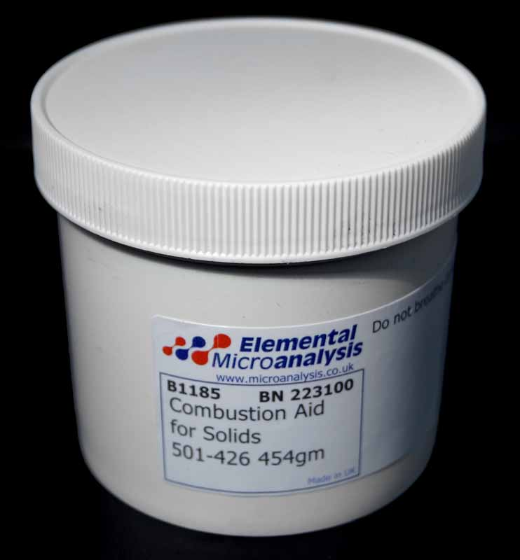 Combustion Aid for Solids 501-426 454gm