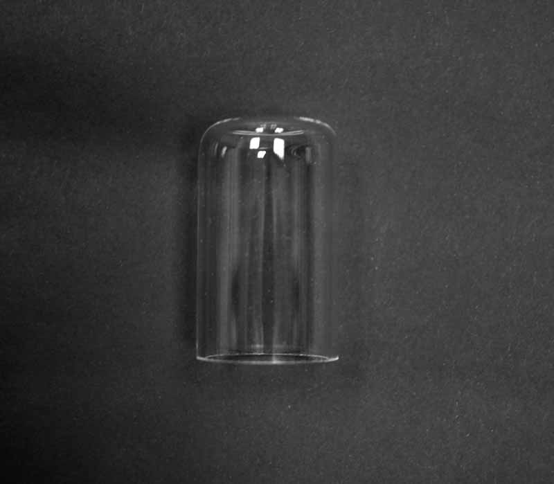 Crucible Transparent Silica 529-026+ pack of 50