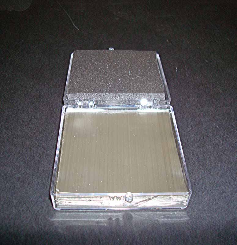 Tin Foil Squares Standard Weight 50 x 50mm pack of 1500