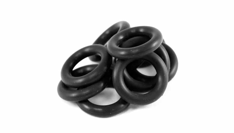 O Ring Viton Rubber pack of 10