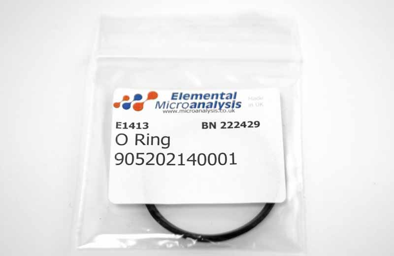 O Ring Dust Packing FKM for sealing lower part of furnace  (1/set)  905202140001