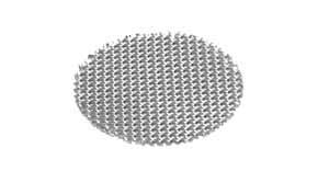 Wire Mesh Ronde 22mm  12001004/4 pack of 10