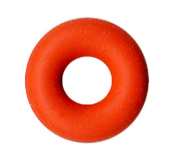 O Ring Silicone Rubber, 4mm x 4mm, 03654701