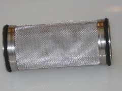 Filter Metal for Manual Cleaning Head 773-311