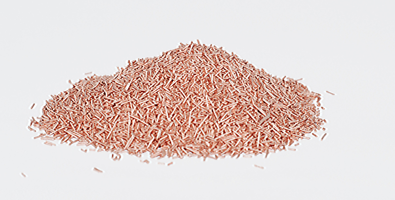 Copper Wires Fine Wires Reduced 4 x 0.5mm 100gm