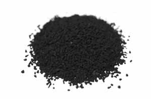 High Purity Carbon Granular 0.2 to 0.5mm 1gm