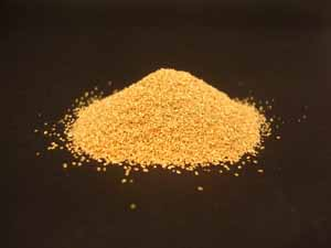 Copper Granules Reduced 0.1 to 0.5mm 500gm