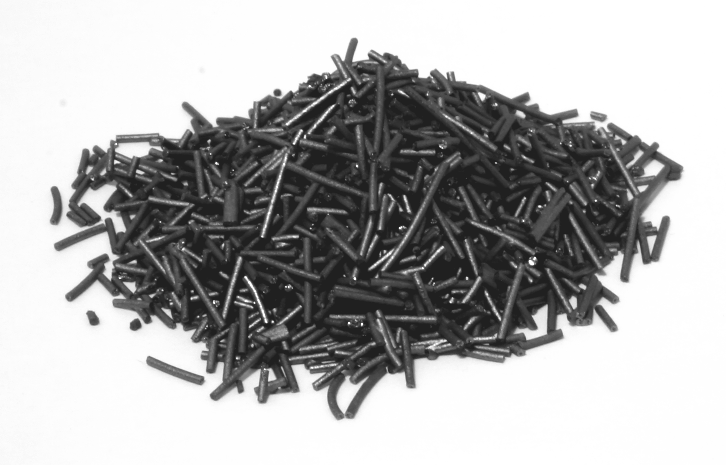 Copper Oxide Wires (Coarse) Coarse wires 6 x 0.65mm 250gm