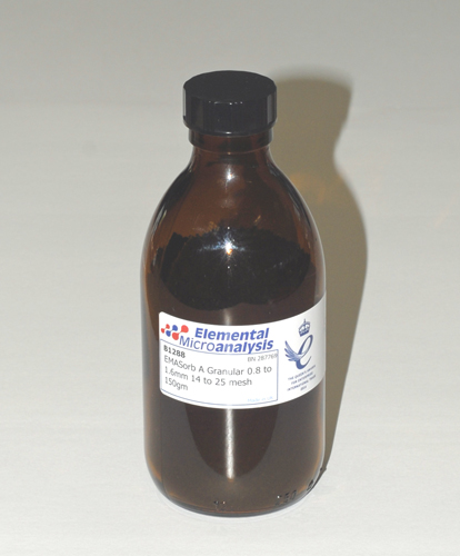 EMASorb A Granular 0.8 to 1.6mm 14 to 25 mesh 150gm