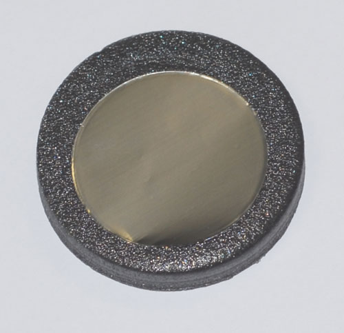 Tin Foil Discs Standard Weight 30mm diameter pack of 100