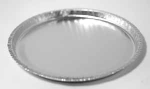 Aluminium Weighing Pans Moisture Determination 100mm diameter x 7mm high pack of 100