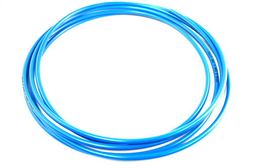 Blue Flexible Tubing Polyurethane 5x3mm 42010000 3m
