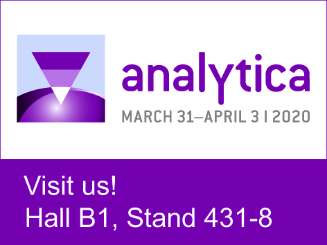 Register here for Analytica Munich 2020