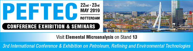 PEFTEC 2019 Rotterdam The Netherlands