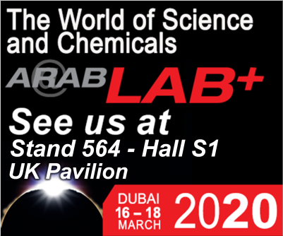 Elemental Microanalysis Stand at ARABLAB 2020